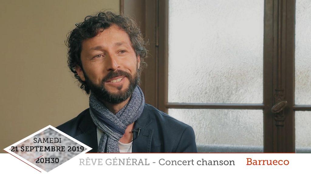 barrueco - chanteur - scene locale saison culturelle aix-les-Bains-2019-2020-chercheur d'images - atelier réalisation vidéo